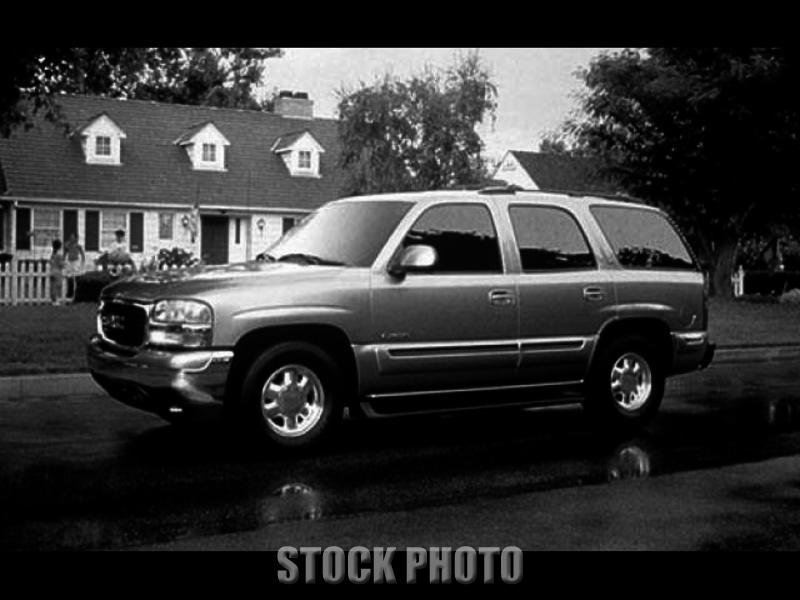 Used 2001 GMC YUKON