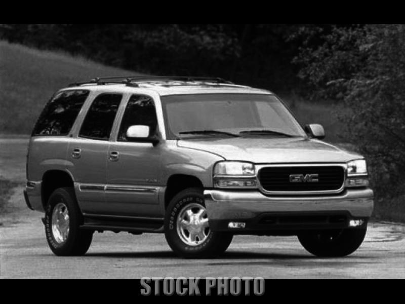 Used 2002 GMC Yukon SLT