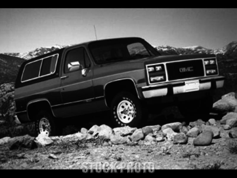 Used 1990 GMC Jimmy