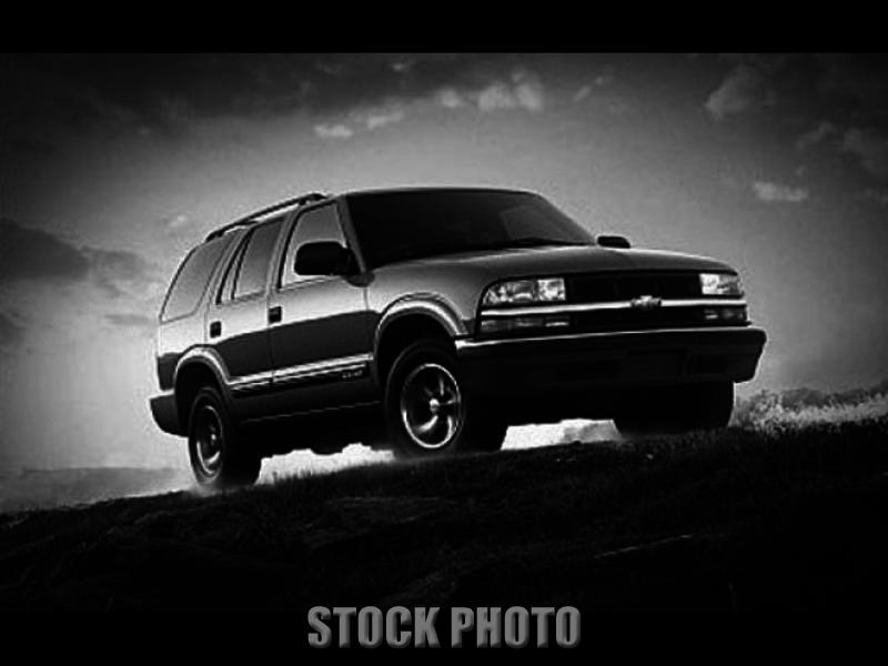 Used 2001 Chevrolet Blazer TrailBlazer 2WD