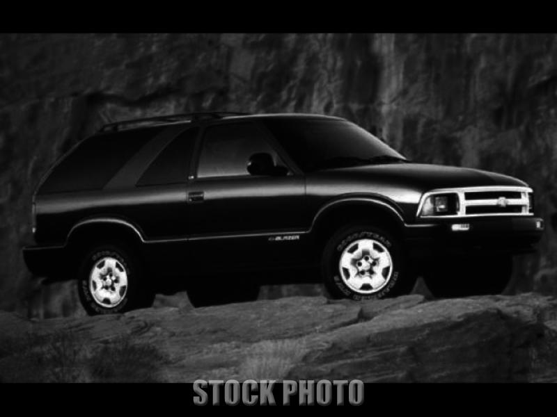 Used 1995 Chevrolet Blazer