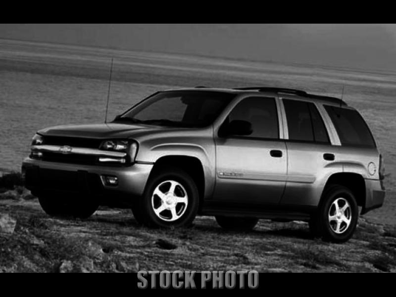 Used 2004 Chevrolet Trailblazer LS CHEVY LS MODEL AWD ALL WHEEL DRIVE 4WD SUV