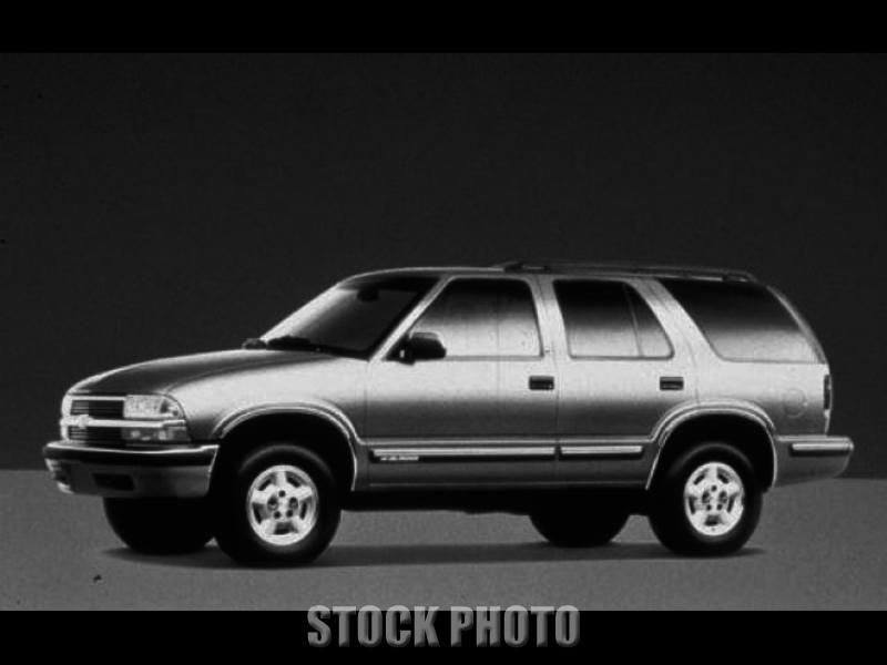 Used 1999 Chevrolet Blazer