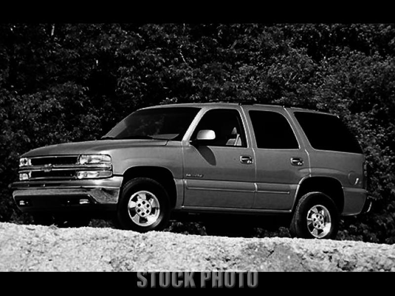 Used 2000 Chevrolet Tahoe All