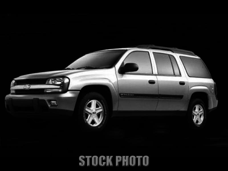 Used 2002 Chevrolet Trailblazer EXT LT