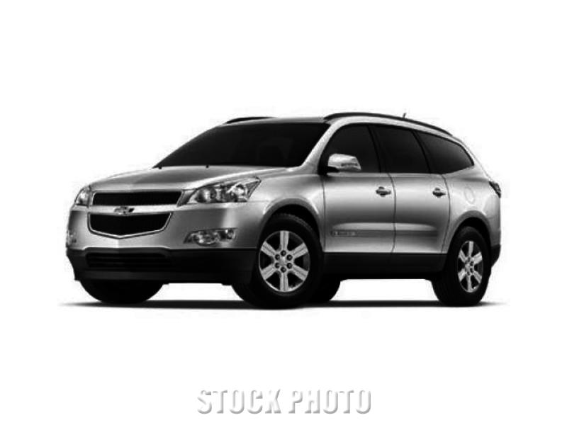 Used 2009 Chevrolet Traverse LT Navigation AWD