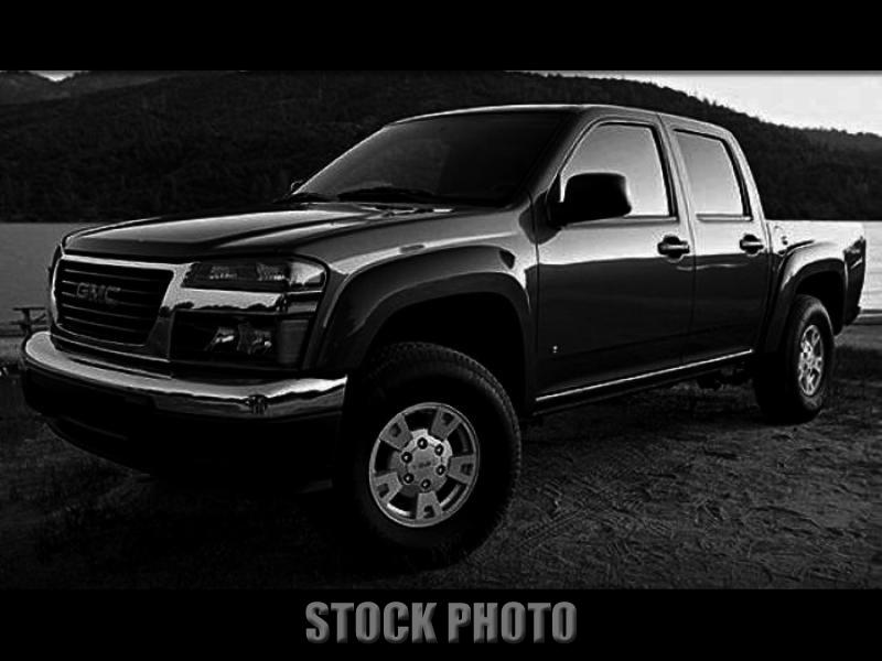 Used 2008 GMC Canyon 4WD Crew Cab 126.0 SLE1