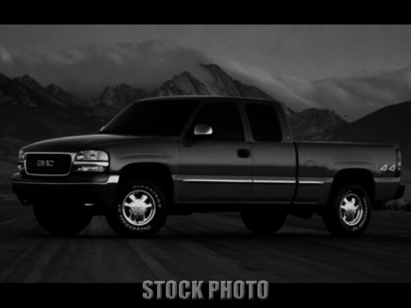 Used 2001 GMC Sierra 1500 SLT 4X4 5.3L V8 Leather