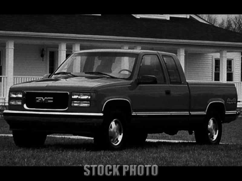 Used 1998 GMC Sierra C/K 2500 Ext. Cab 8-ft. Bed 2WD