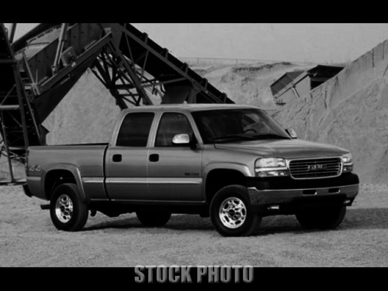 Used 2002 GMC Sierra 2500HD