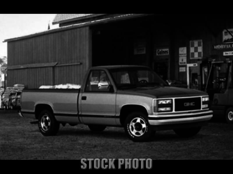 Used 1993 GMC Sierra 3500