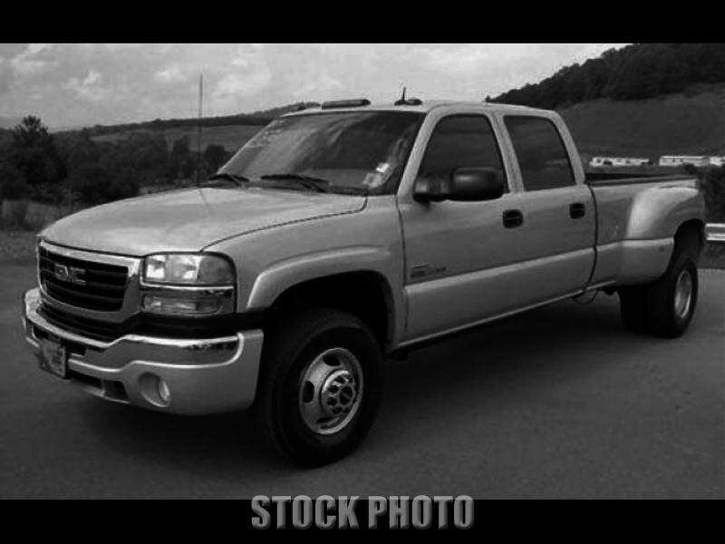 Used 2005 GMC Sierra 3500 Crew Cab 167 WB DRW SLE