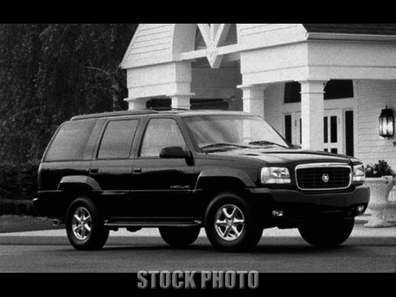 Used 1999 Cadillac Escalade 4WD