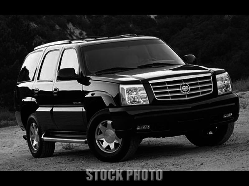 Used 2002 Cadillac Escalade 4DR AWD