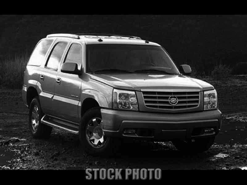 Used 2003 Cadillac Escalade Luxury