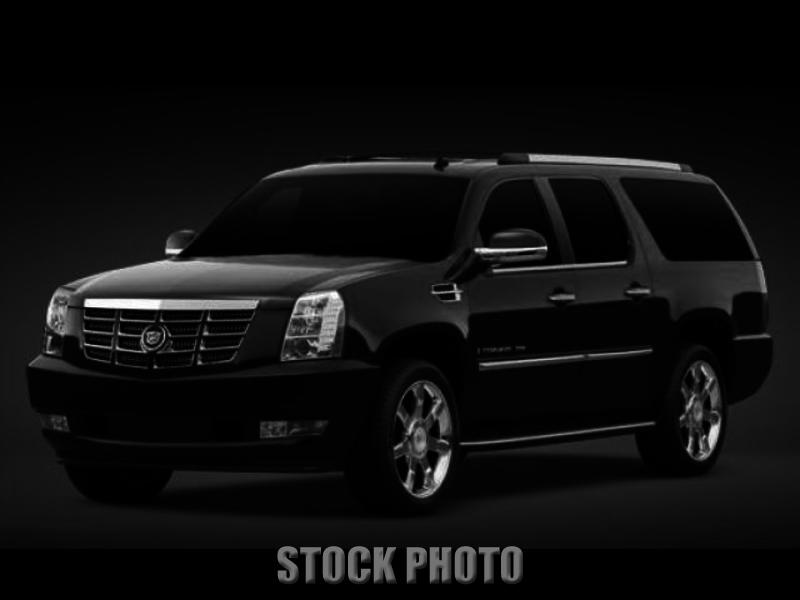 Used 2008 Cadillac Escalade ESV AWD Ultra Luxury Collection w/Sunroof Nav 2nd&3rdRowDVD PwrRetractSteps 22s HtdC