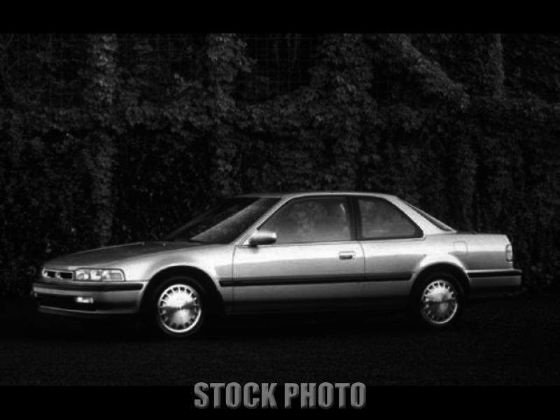 Used 1990 Honda Accord 2-Door Coupe LX Automatic Trans