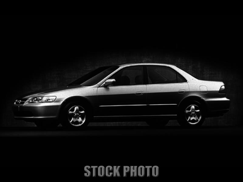 1998 Honda Accord EX Sedan 4-Door 2.3L