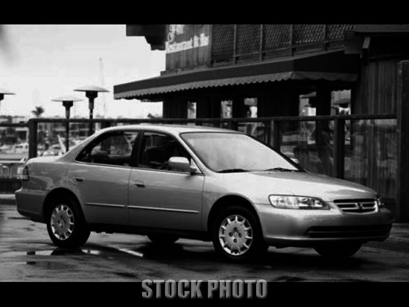 Used 2001 Honda Accord SDN C