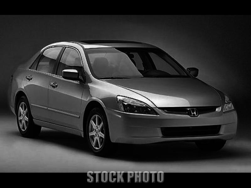 Used 2004 Honda Accord Sdn EX