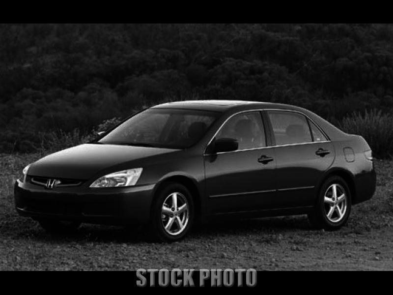 Used 2004 Honda Accord Sedan