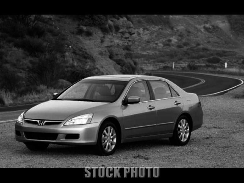 Used 2006 Honda Accord EX-L V6 AT Sedan