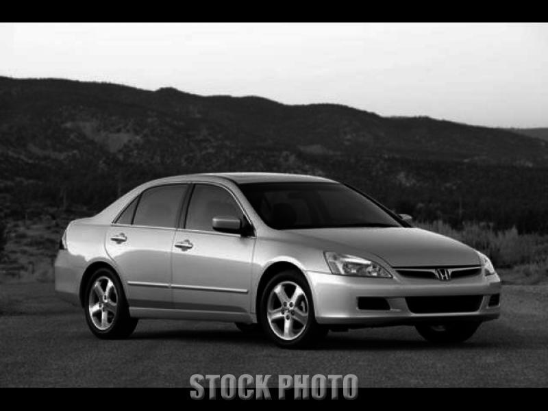 Used 2007 Honda Accord Sdn EX-L