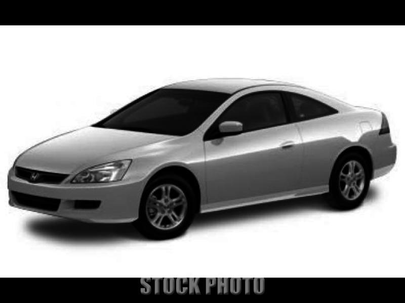 Used 2007 Honda Accord 2dr I4 AT LX