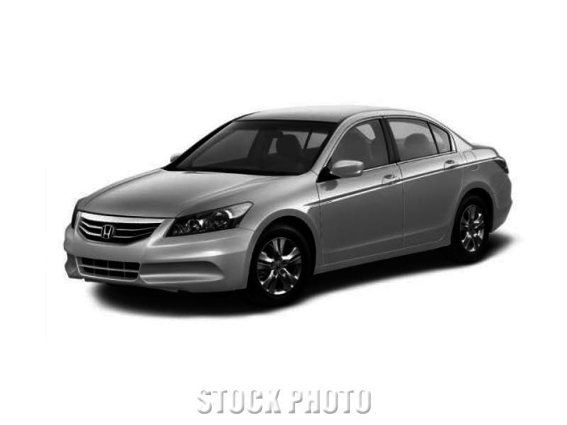 Used 2011 Honda Accord Sdn SE