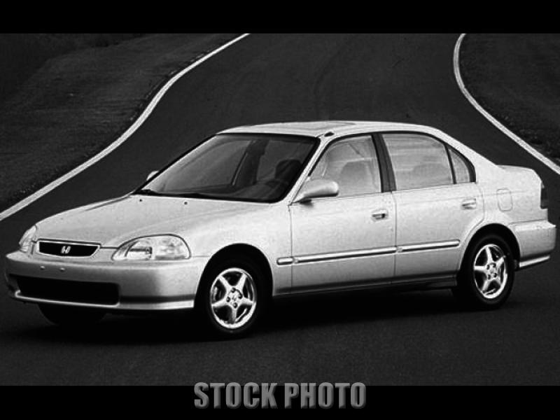 Used 1995 Honda Civic DX Sedan