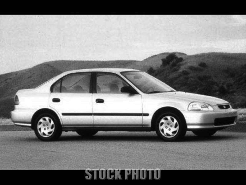 Used 1998 Honda Civic 4dr Sdn LX Auto
