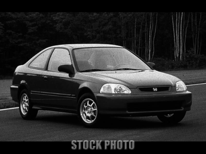 Used 1998 Honda Civic 2dr Cpe EX Auto