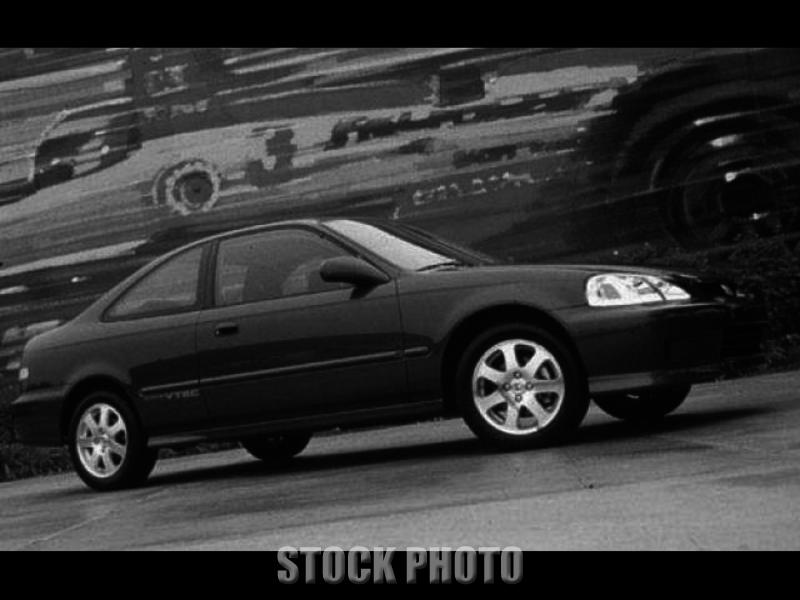 Used 1999 Honda Civic EX coupe