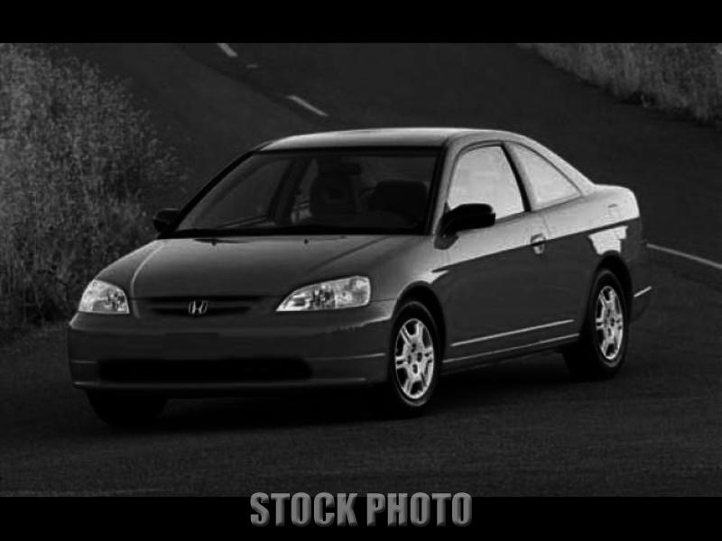 Used 2002 Honda Civic LX Coupe 2D