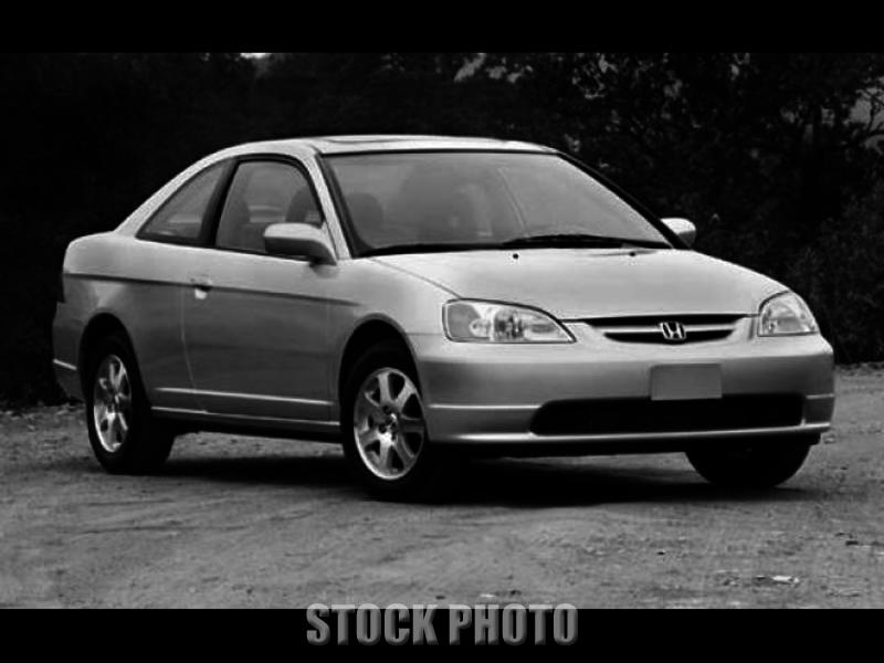 Used 2003 Honda Civic EX coupe