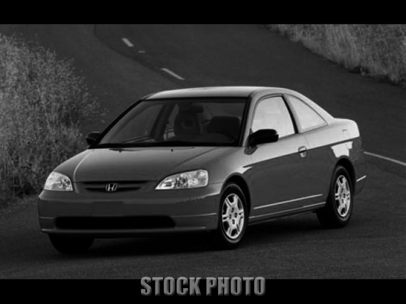 Used 2001 Honda Civic 2dr Cpe LX Auto Coupe