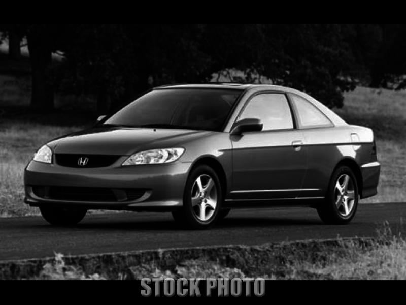 Used 2005 Honda Civic Cpe 2D Coupe