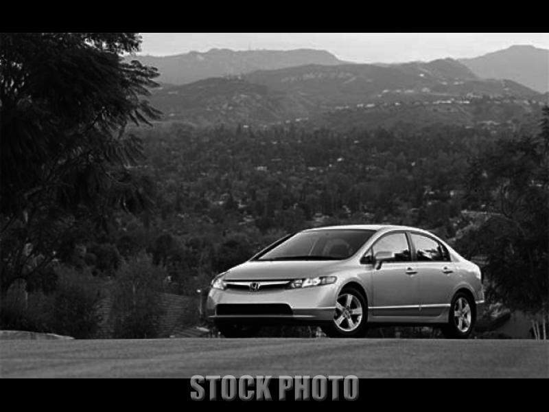 Used 2007 Honda Civic Sdn LX