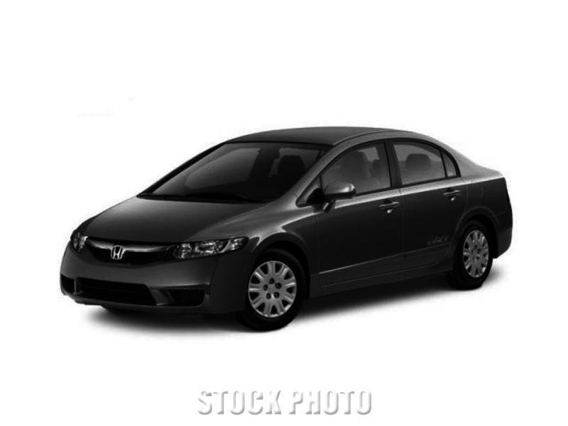 Used 2009 Honda Civic Sdn GX