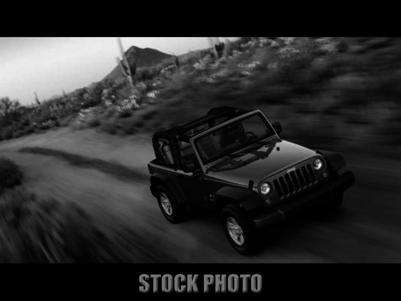 Used 2008 Jeep Wrangler X