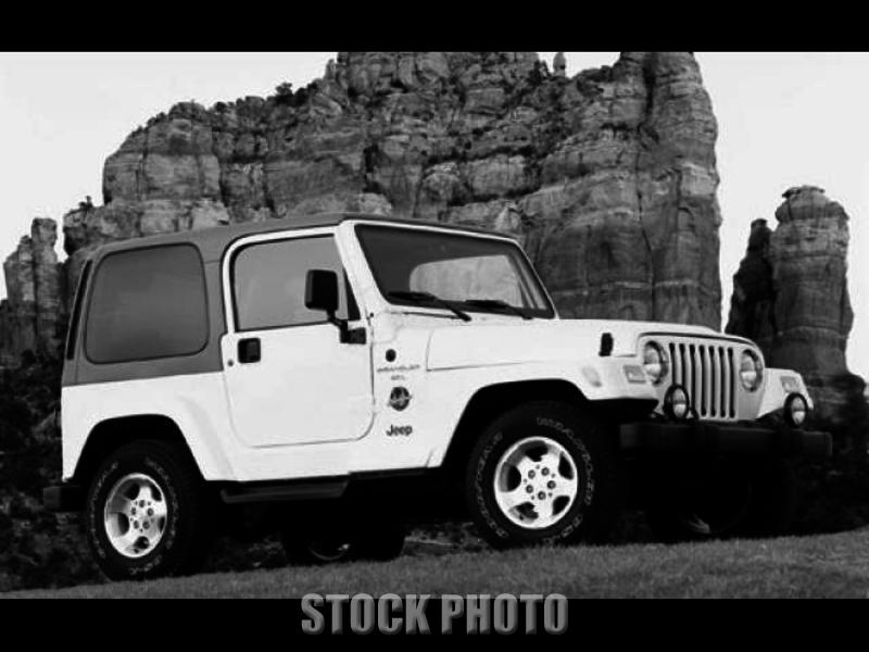 Used 2001 Jeep Wrangler Sahara