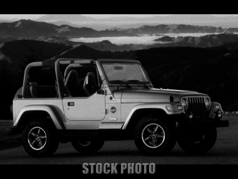 2000 Jeep Wrangler Sahara - Auto - Air - 4 Wheel Drive - Clean In and Out!