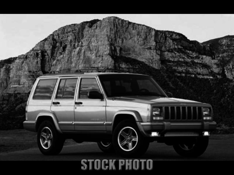 Used 2001 Jeep Cherokee Sport