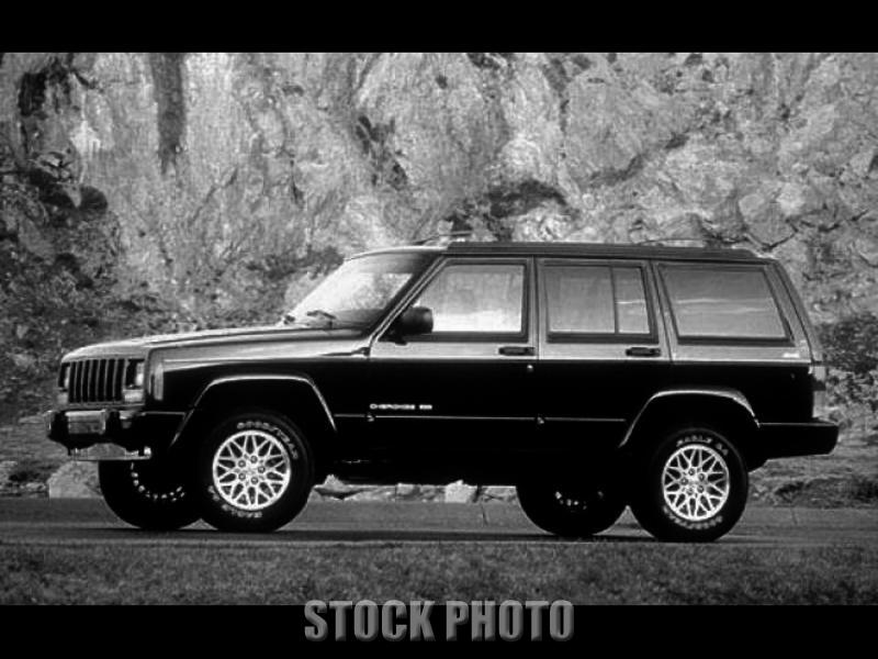 Used 1999 Jeep Cherokee 4dr Limited 4WD