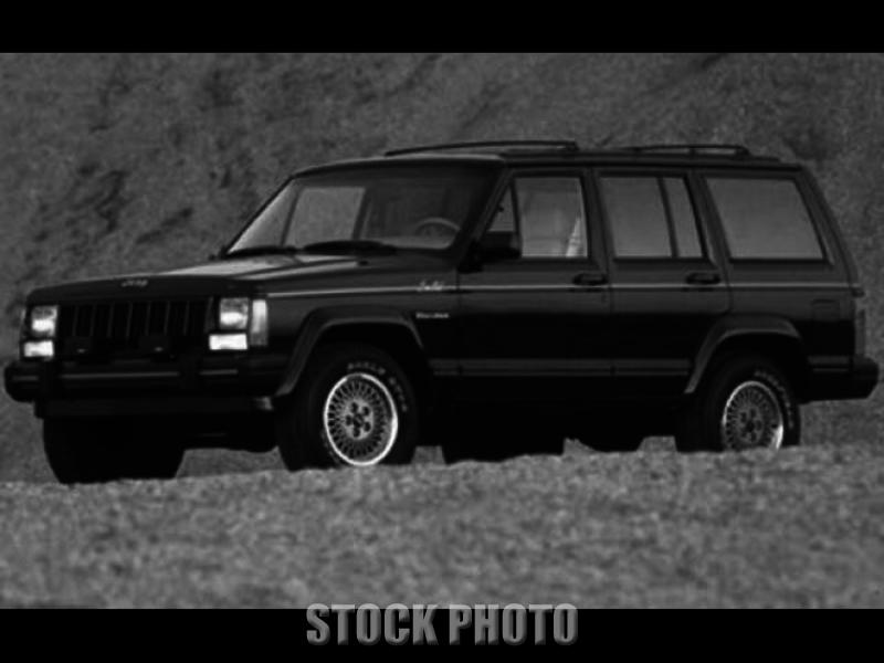 1990 Jeep Cherokee only 65k actual miles