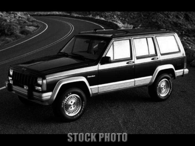 Used 1993 Jeep Cherokee Country