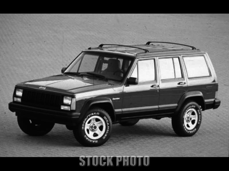 Used 1996 Jeep Cherokee SE 4-Door 2WD