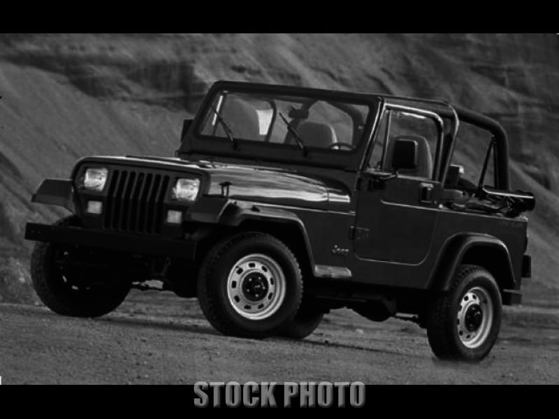 Used 1993 Jeep Wrangler S