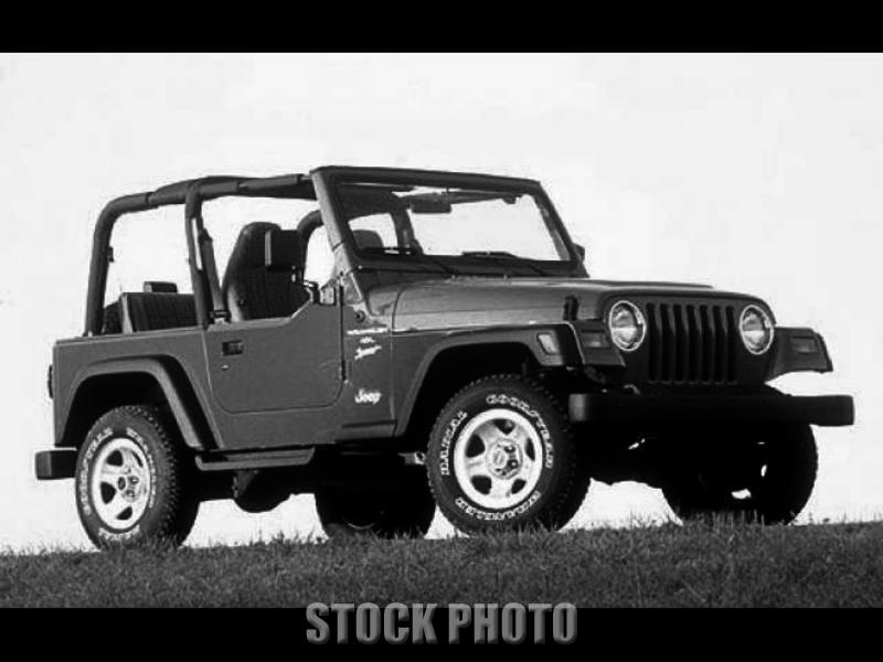 Used 1998 Jeep Wrangler Sport
