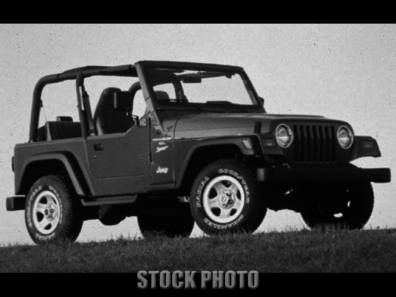 Used 1999 JEEP WRANGLER SPORT